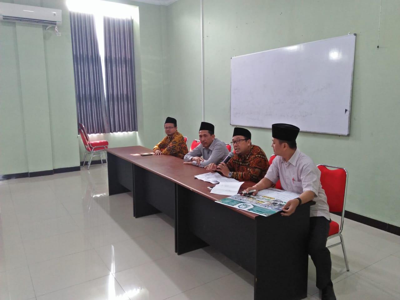 Rapat Persiapan Praktikum 2019